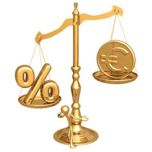 doorlopend krediet rente