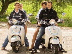 afbetaling scooter zonder bkr