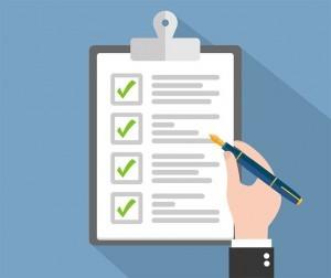 Checklist lening aanvragen