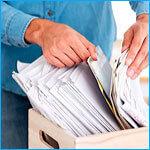 Stap 1: verzamel documenten