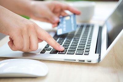 Online rekening