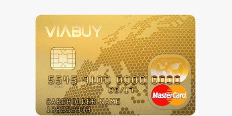 Viabuy prepaid gold