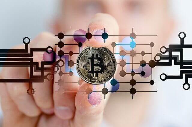 Bitcoin voor u in de palm van je hand