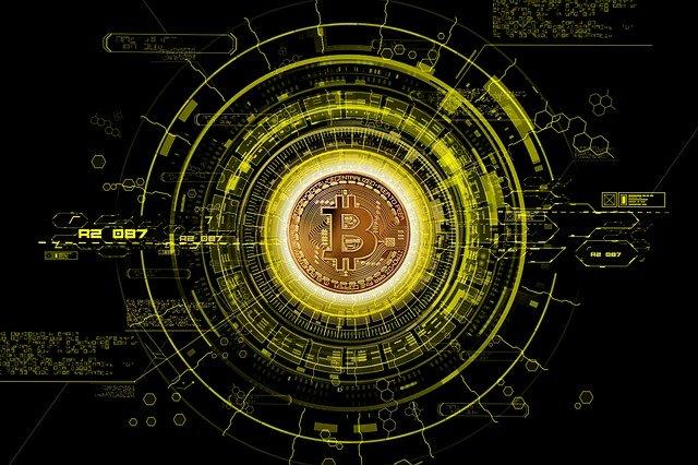 Webgebaseerde bitcoin munt
