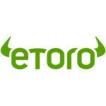 eToro logo groot vierkant