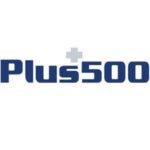 Plus500 logo groot vierkant