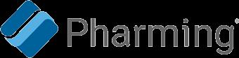 Aandeel pharming logo