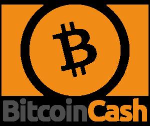 Bitcoin cash koers logo