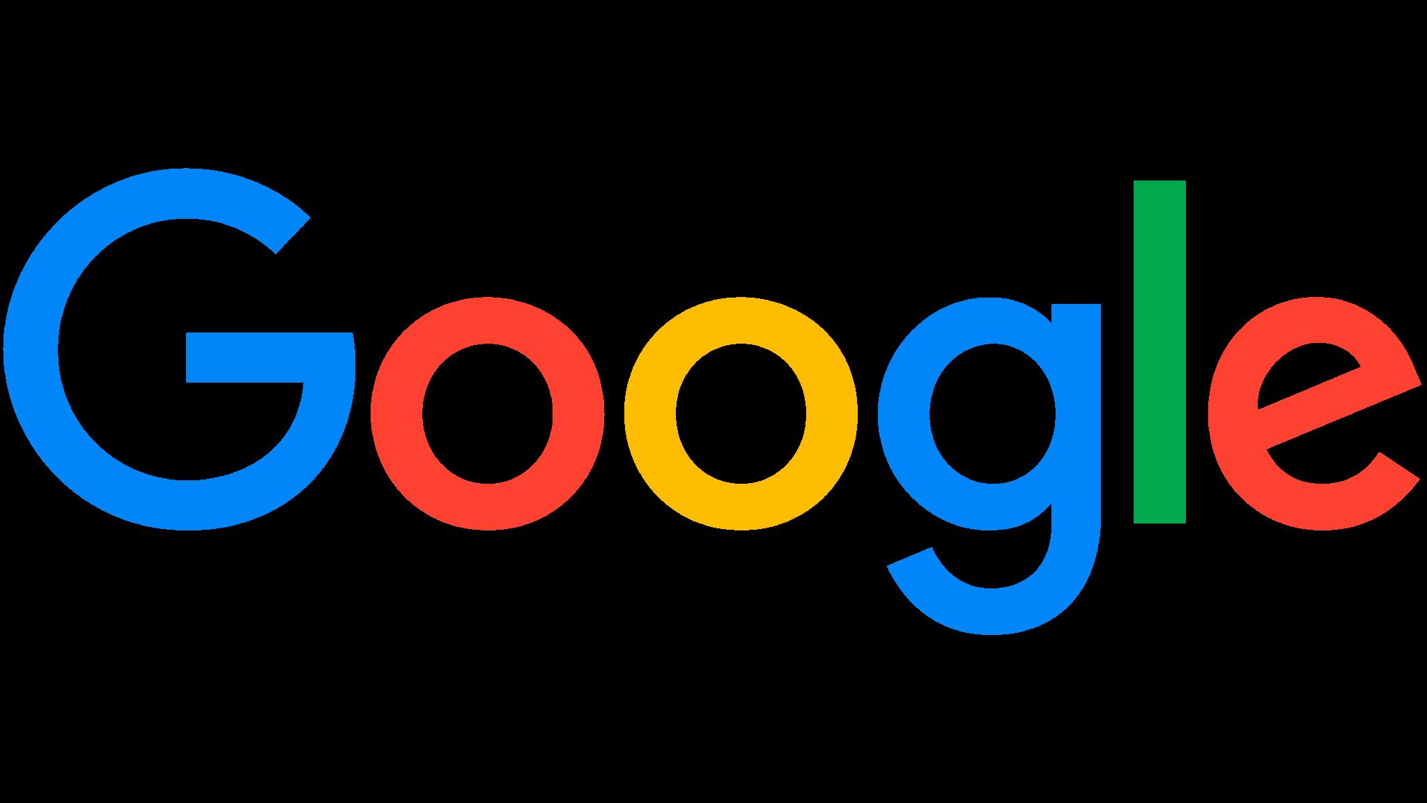 aandeel Google Logo