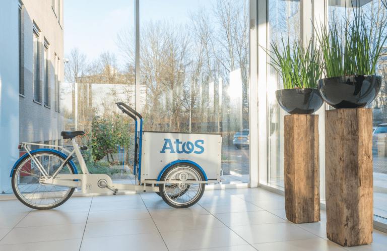 aandeel Atos Amstelveen