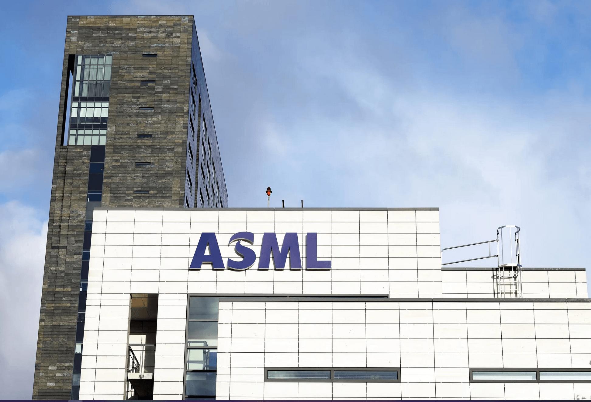 index beleggen asml
