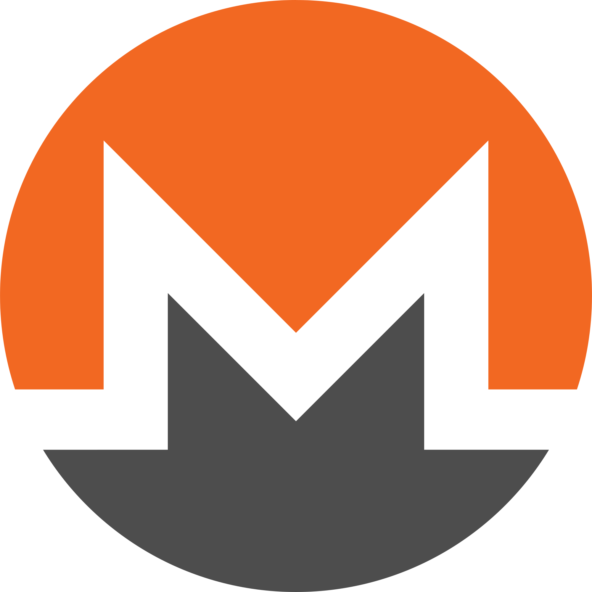 monero kopen xmr logo