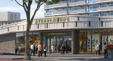 sterrenburg winkelcentrum wereldhave