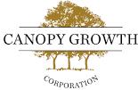 Canopy growth stock logo 2