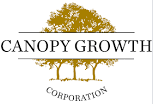 Canopy growth stock logo