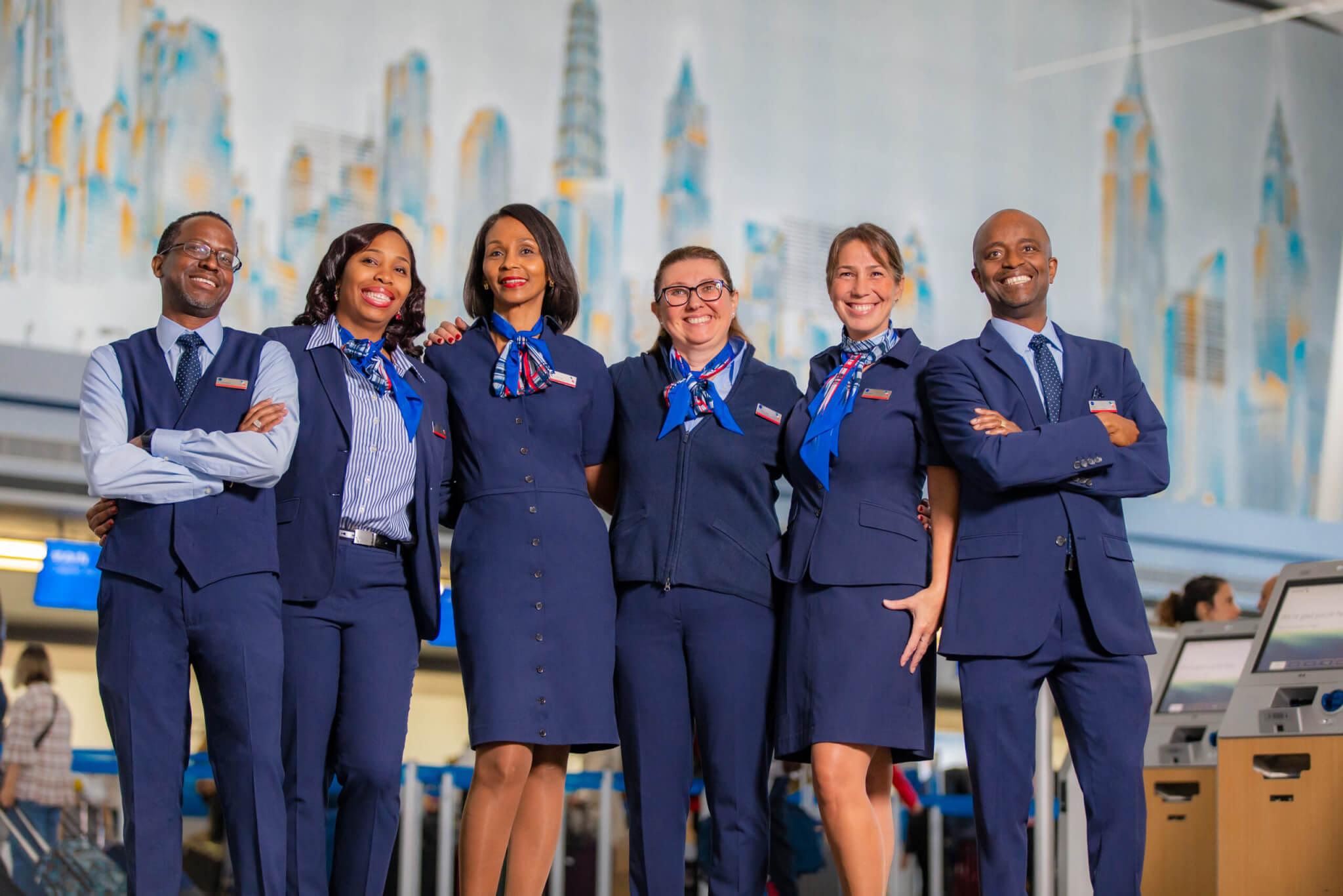 American Airlines personeel