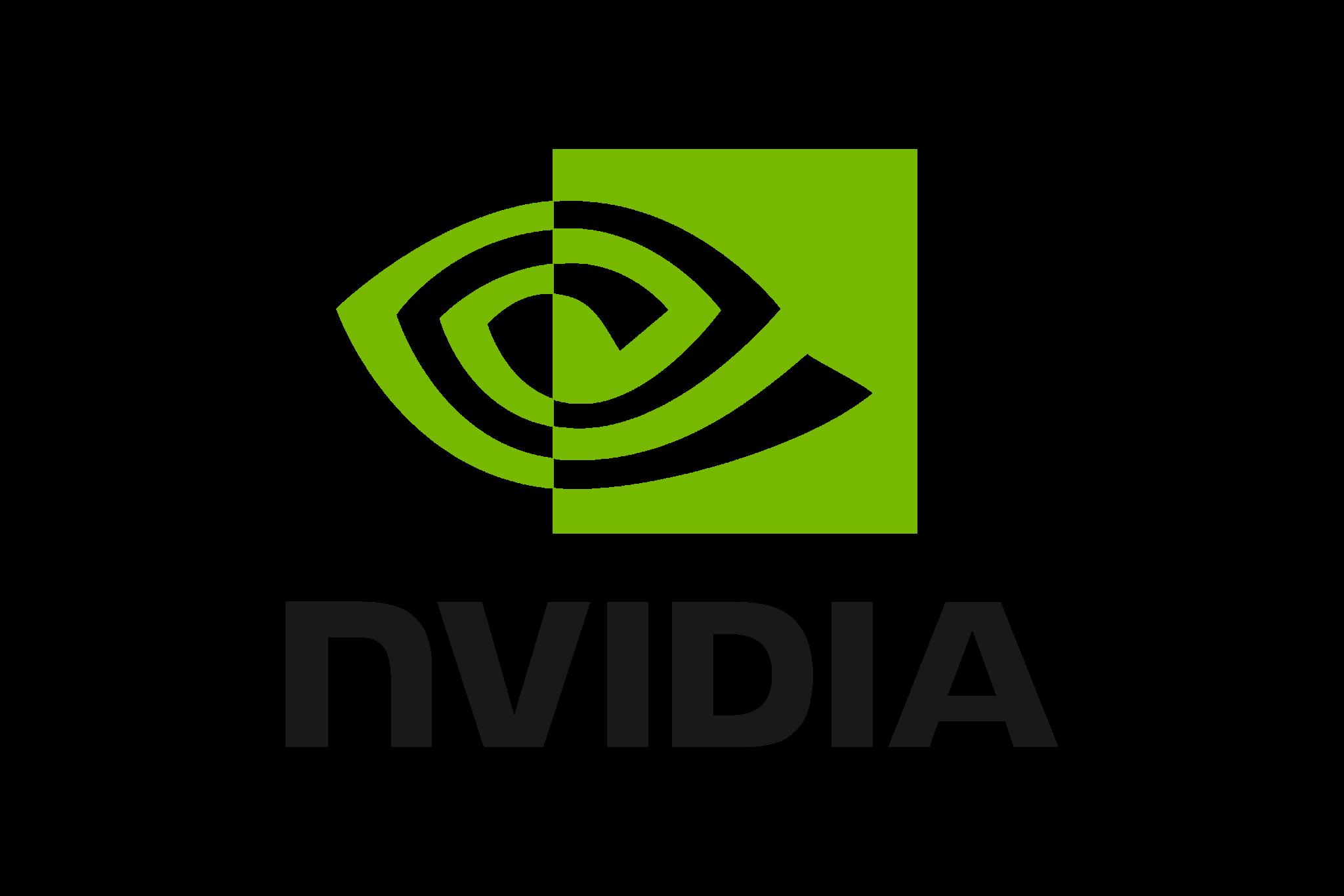 nvidia stock logo