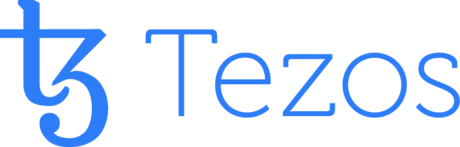 tezos koers logo