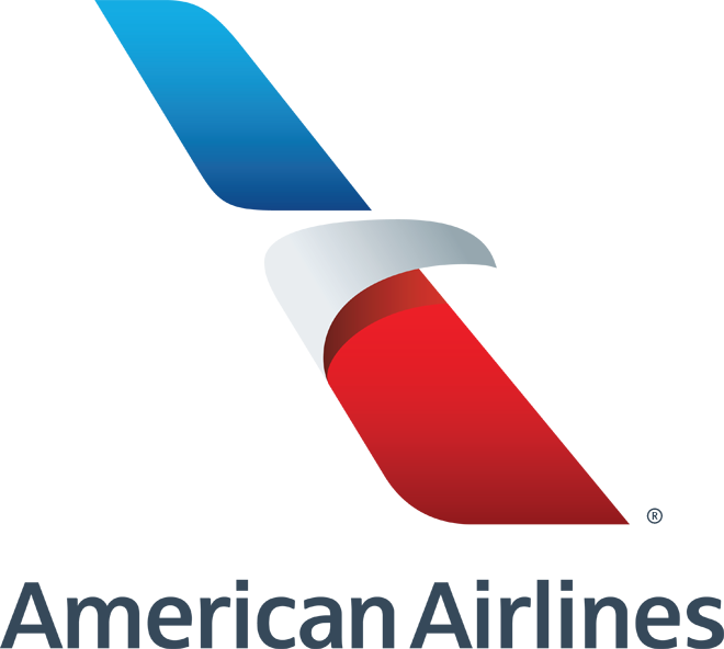 americain airlines stock logo 2