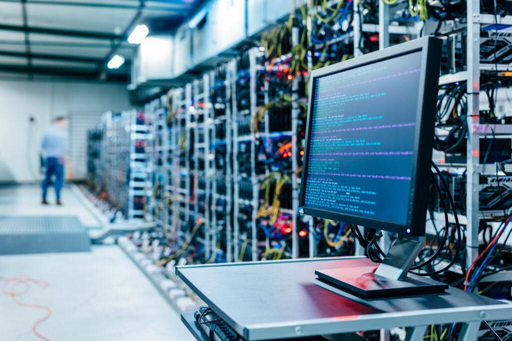 alibaba data center