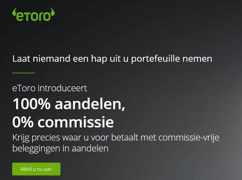 microsoft koers etoro