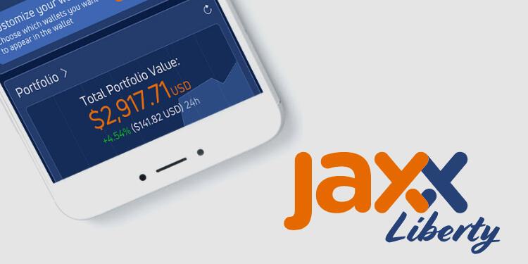 Jaxx review liberty crypto wallet