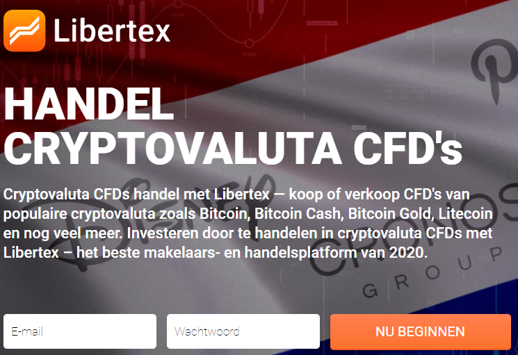 aanmelden chainlink libertex