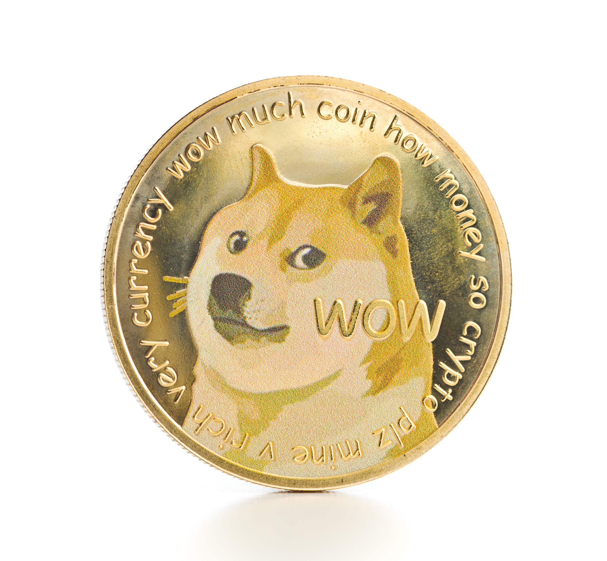 dogecoin koers cryptocurrency