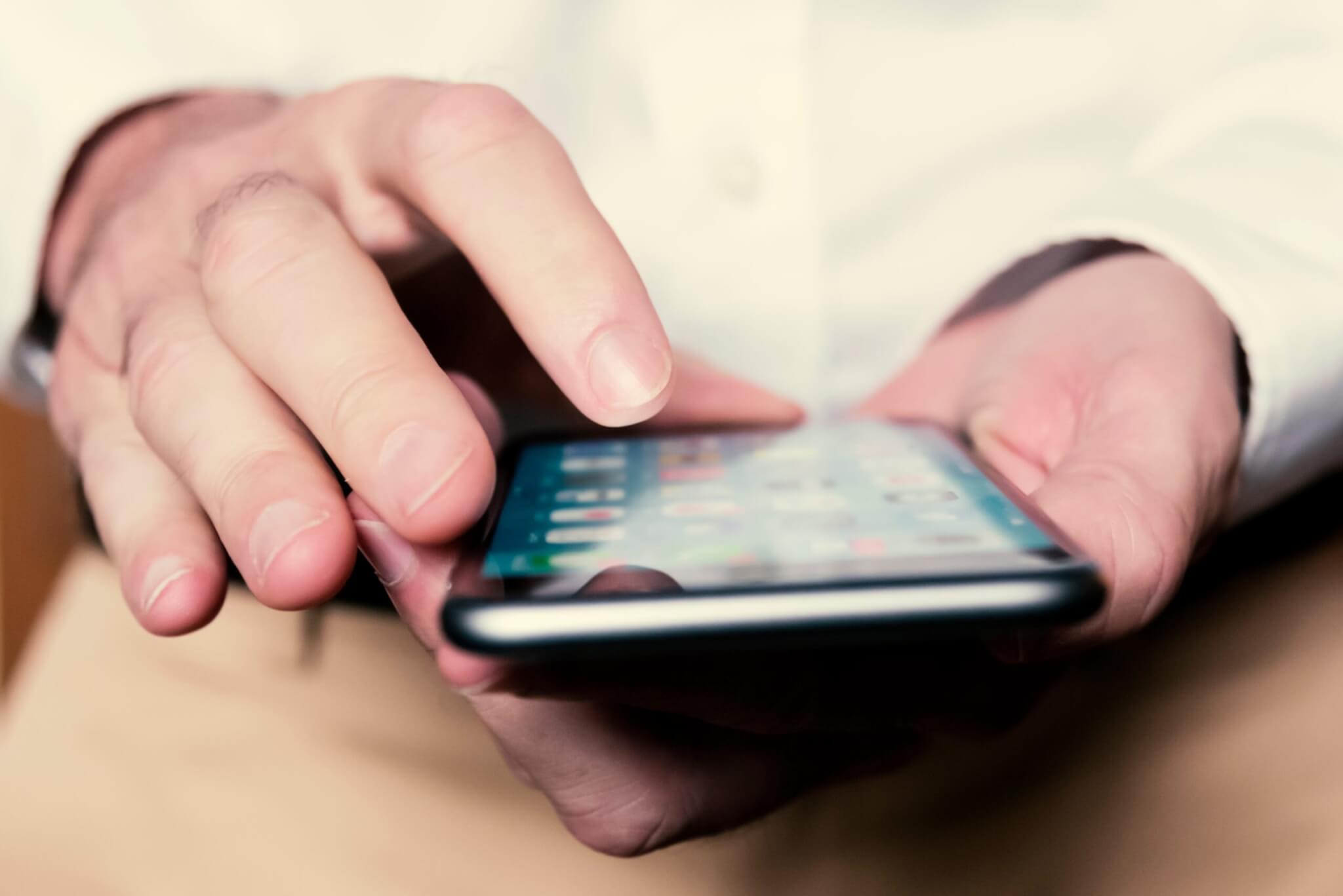 FAANG aandelen smartphone