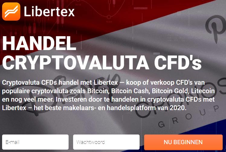 aanmelden libertex