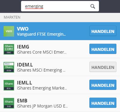 emerging markets etoro