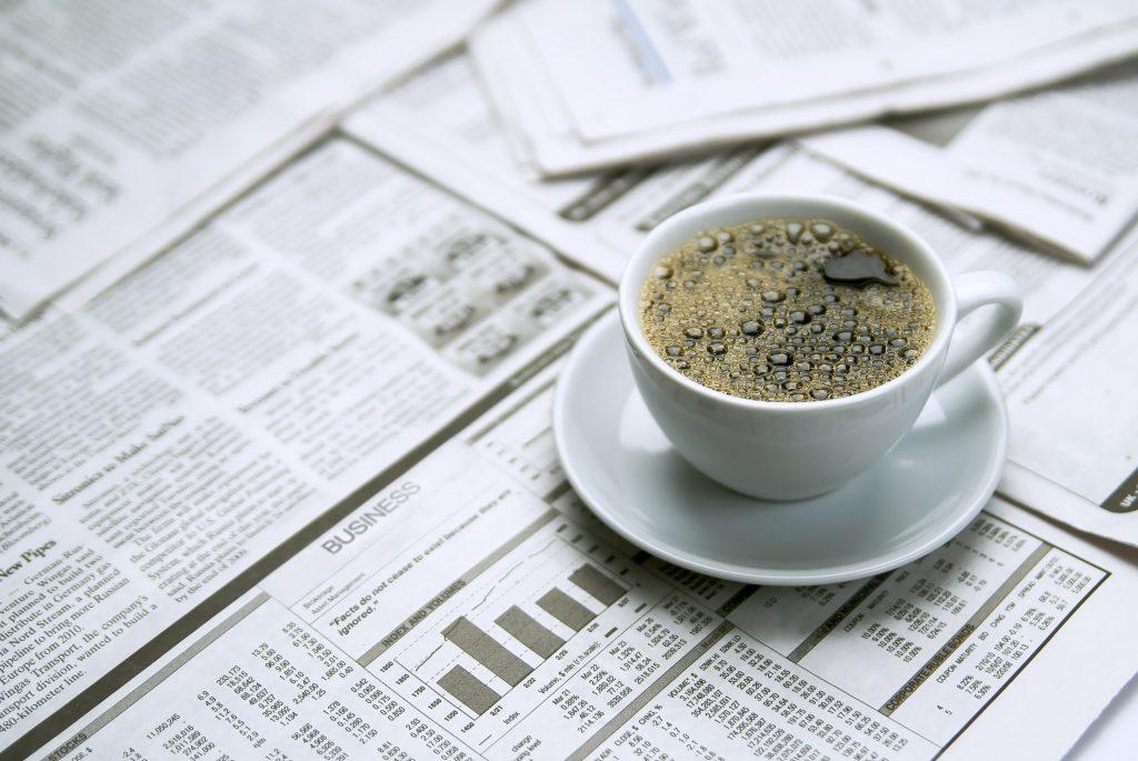 beursnieuws koffie