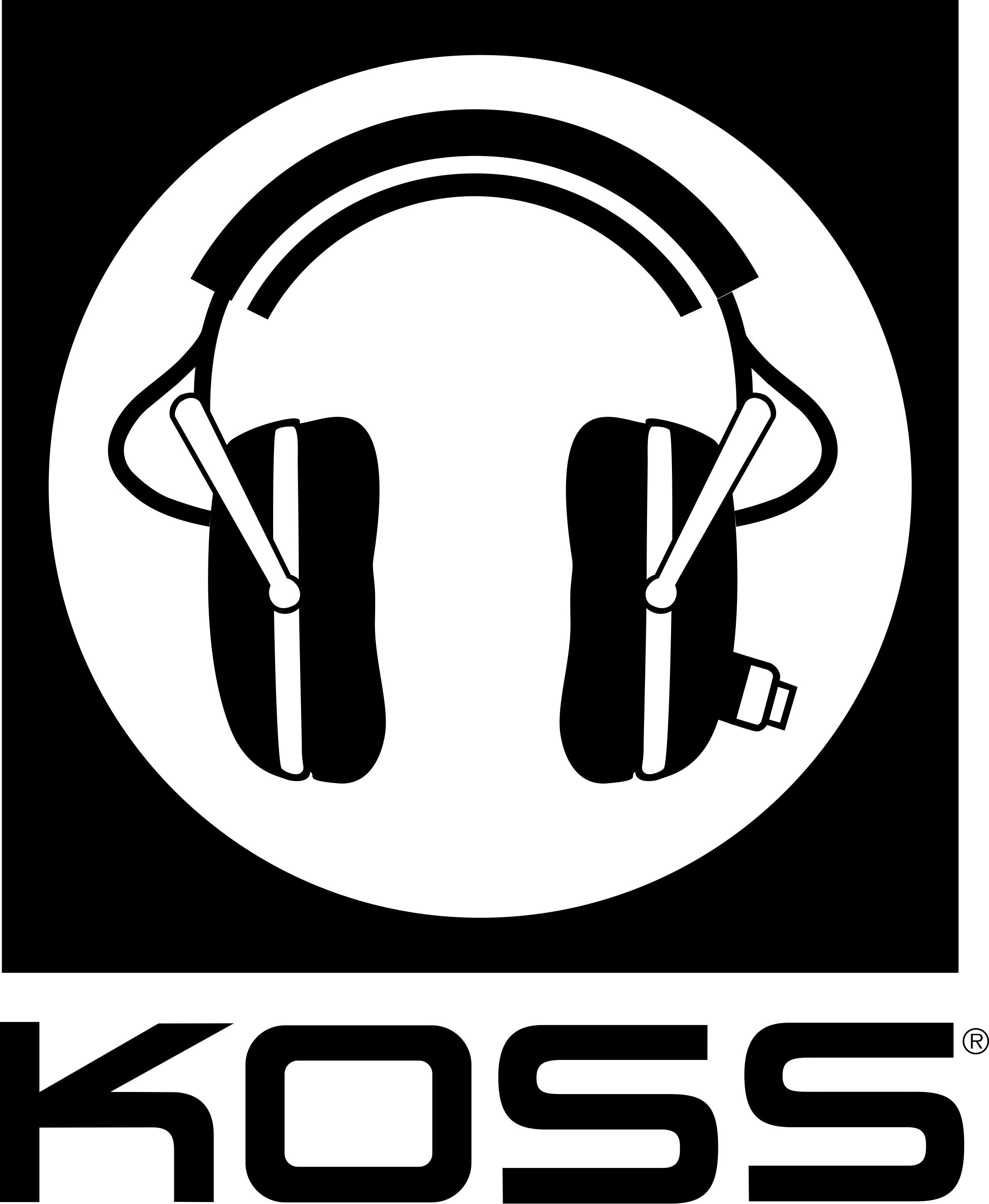 koss stock logo