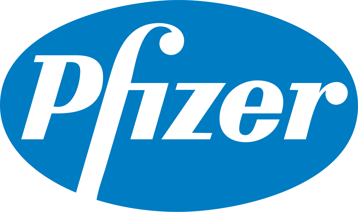 Pfizer stock logo