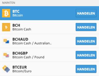 bitcoin cash vs bitcoin kiezen