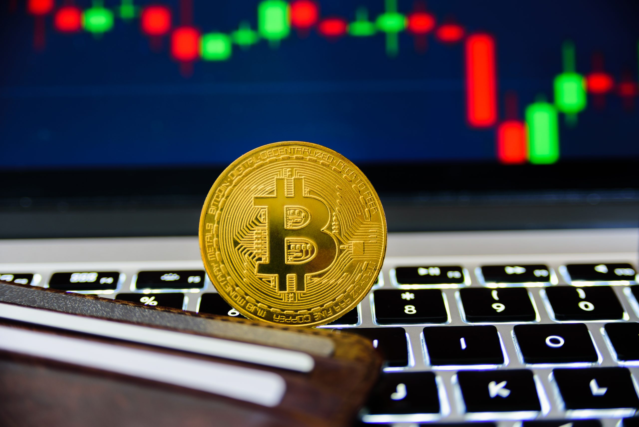 Candlestick patterns bij bitcoin