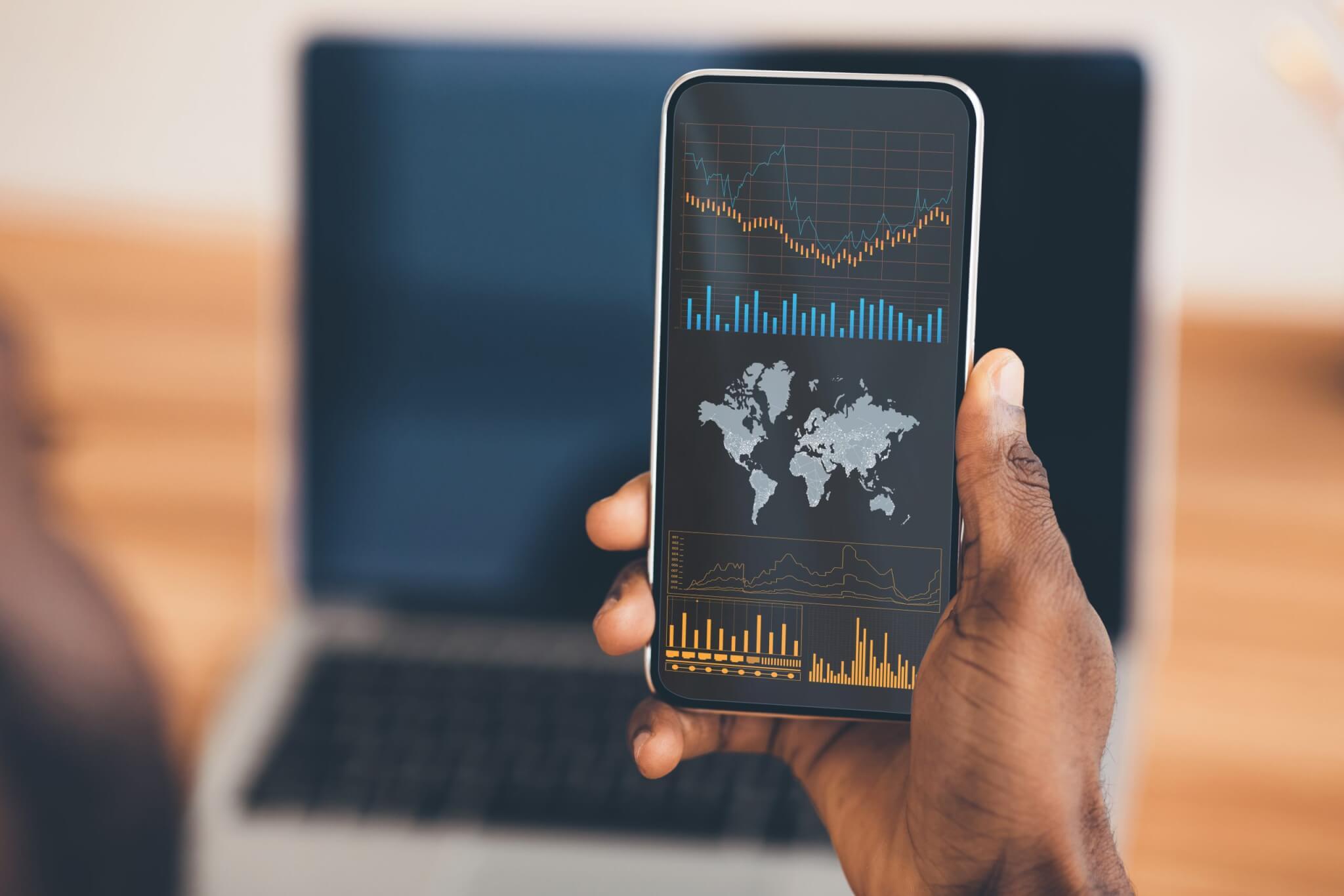 trading account app