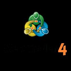 MT4 download logo