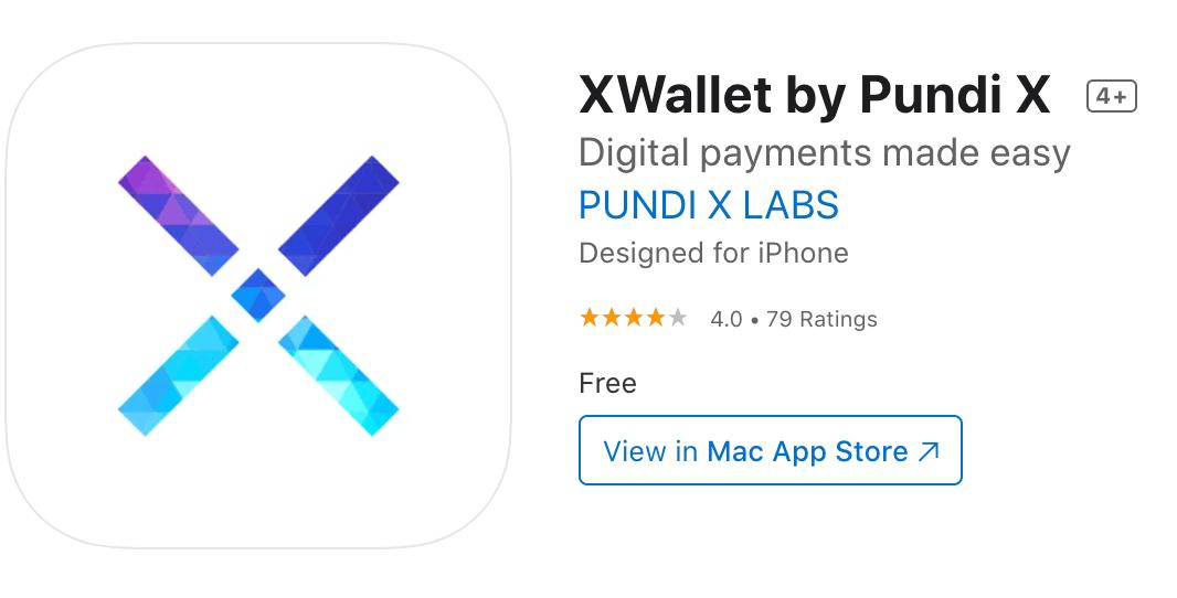 Pundi X Wallet