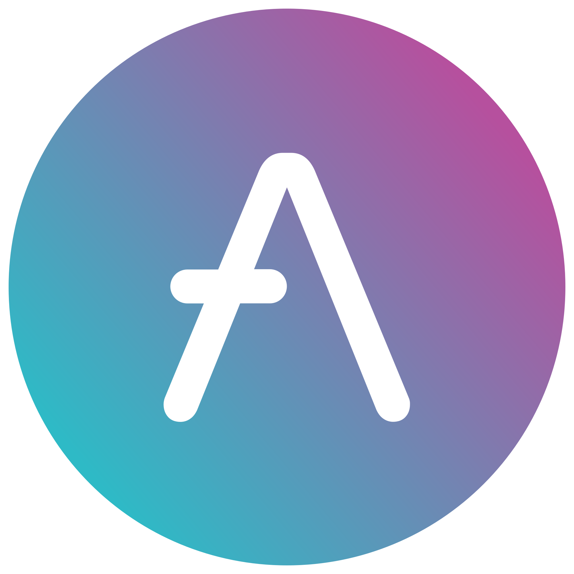 Aave coin logo