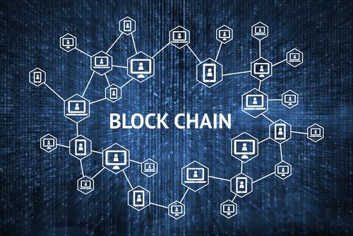 blockchain wallet header foto