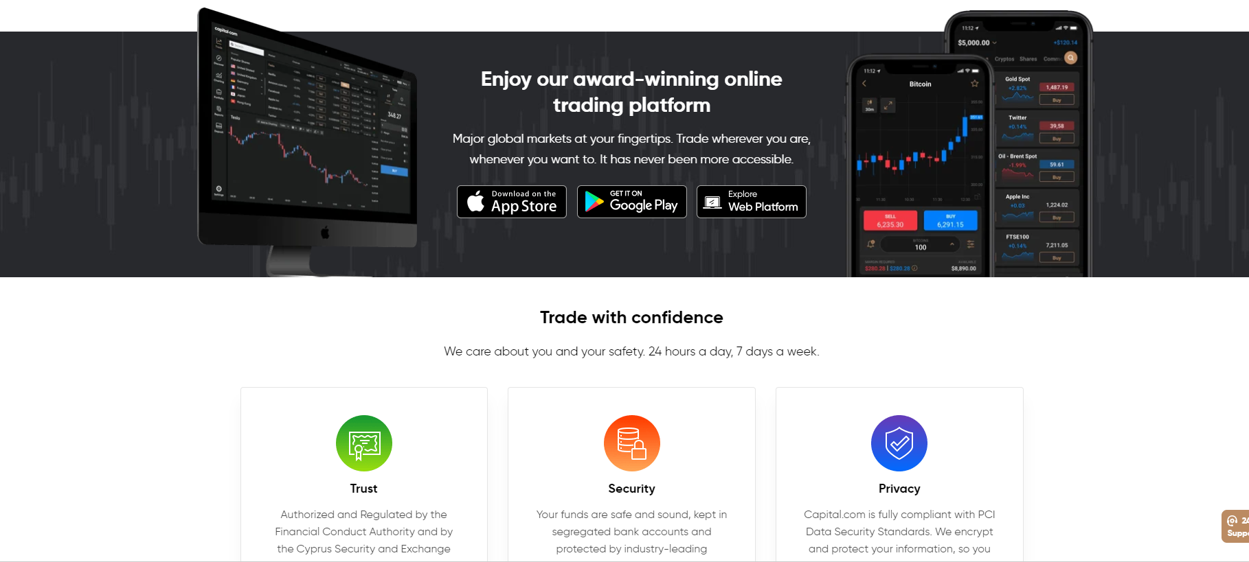 best bitcoin app capital