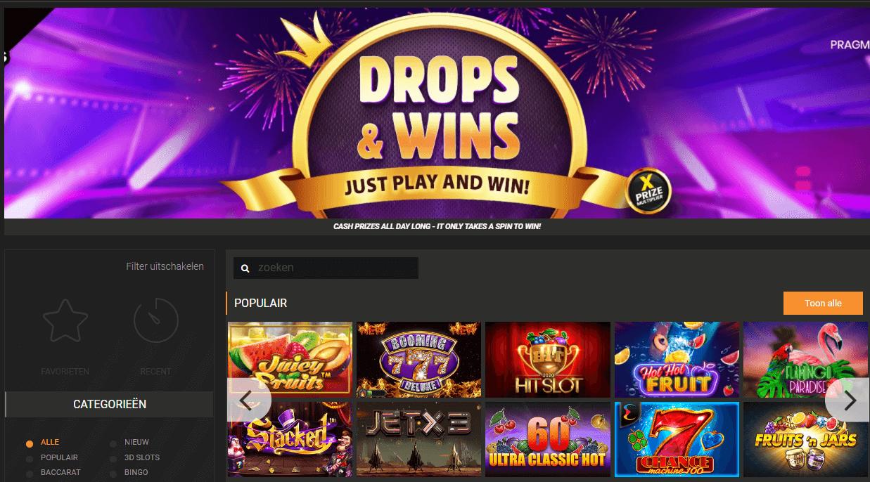gokken 1xbit eth casino