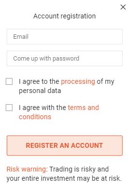 libertex account maken