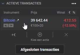 transacties libertex