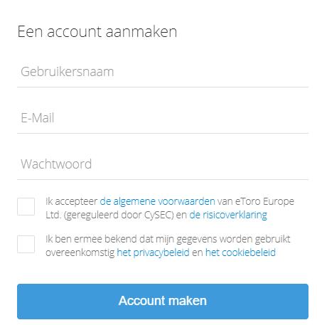 account etoro mirror trading