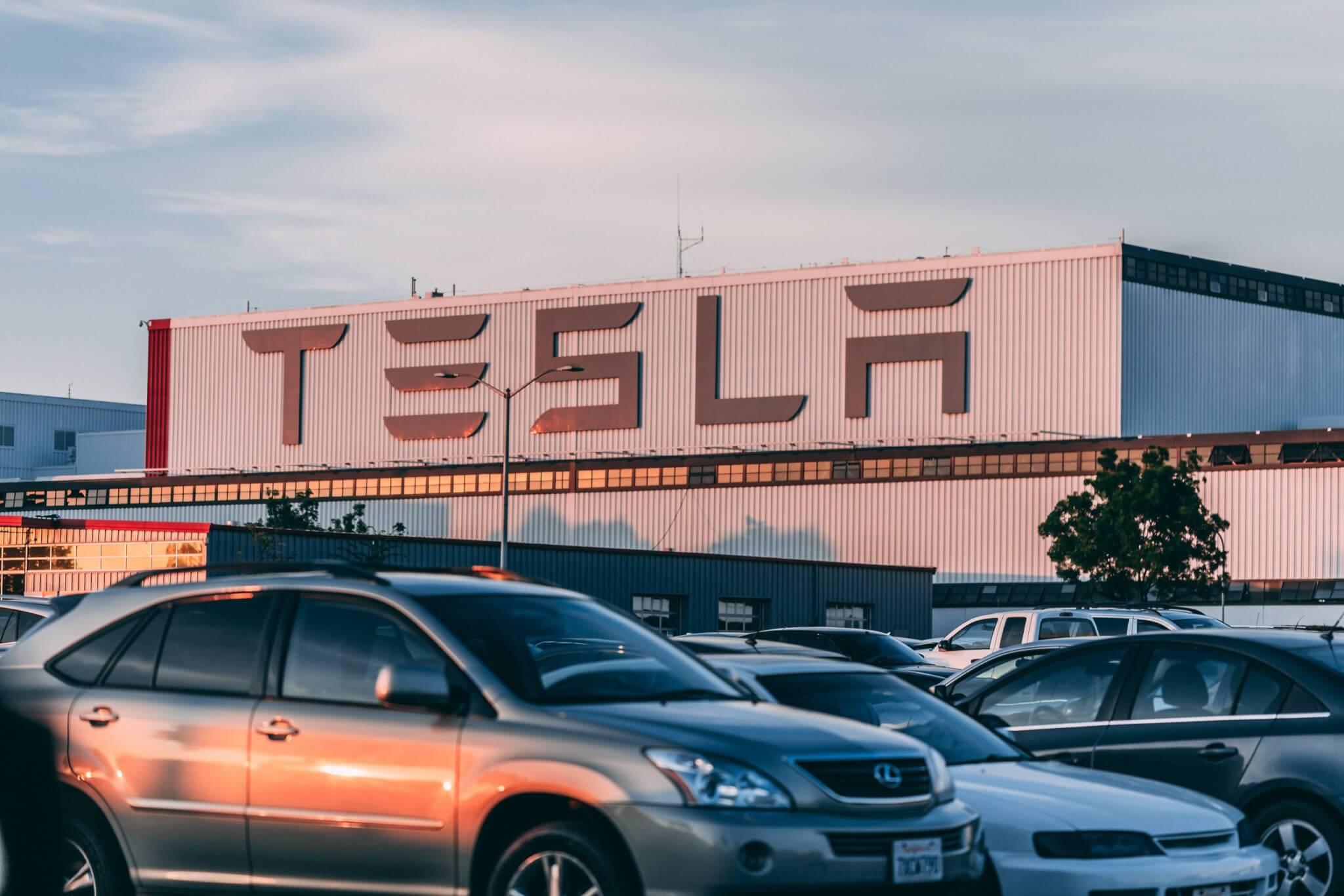 Small Cap Aandelen Tesla
