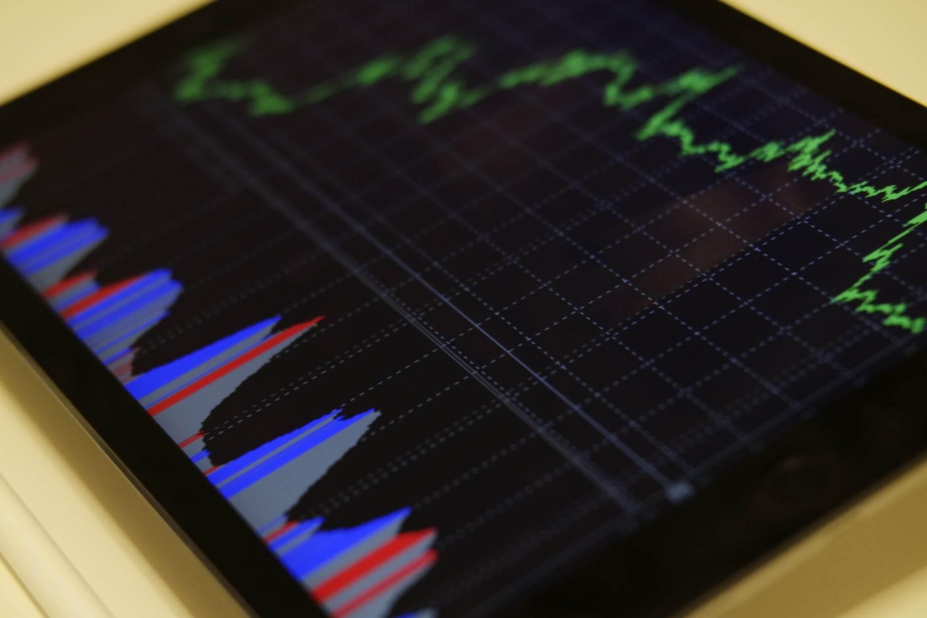 aandelenkoers aandelen koers
