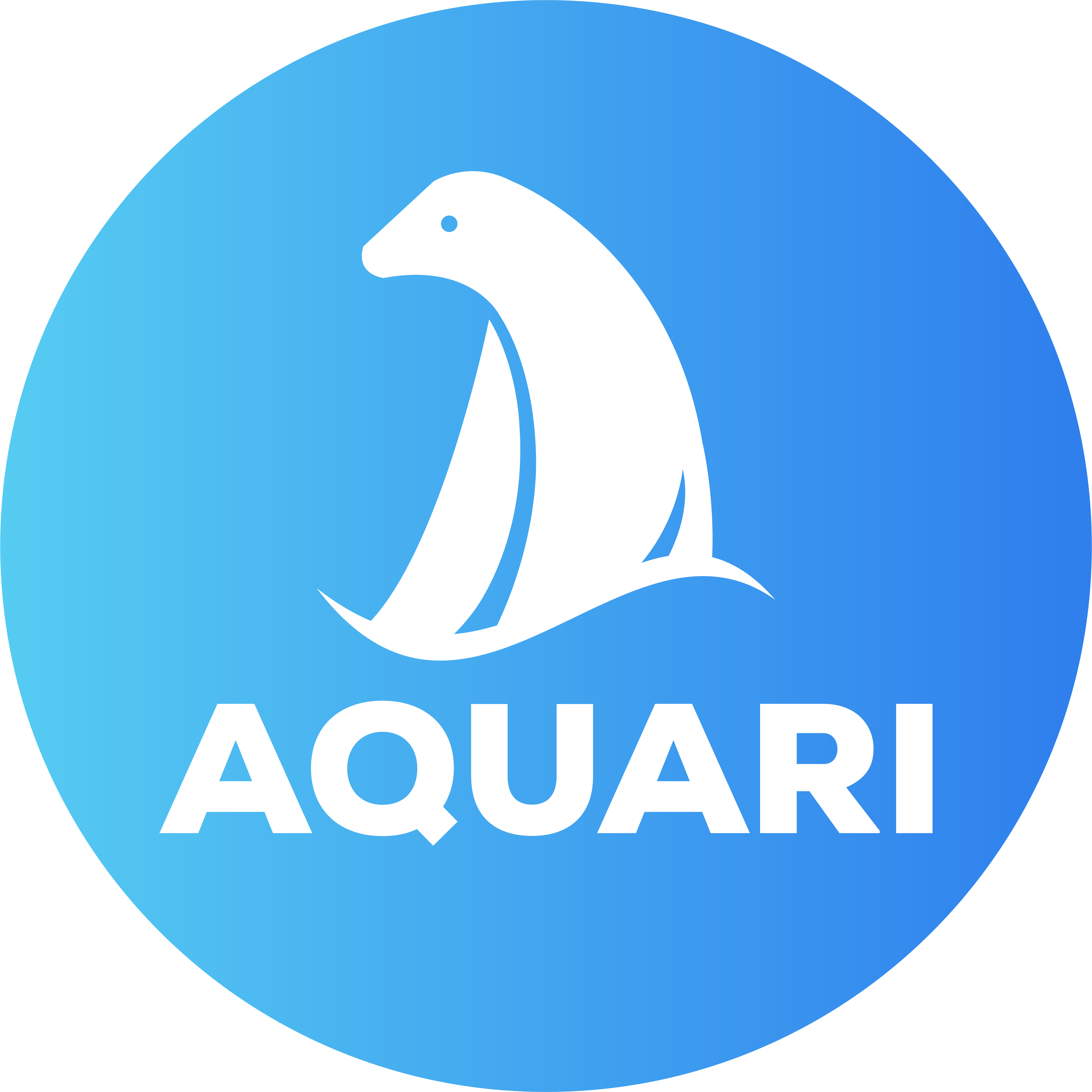 Aquari Coin kopen logo