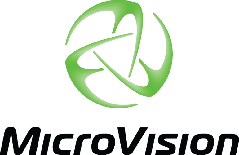 Microvision logo